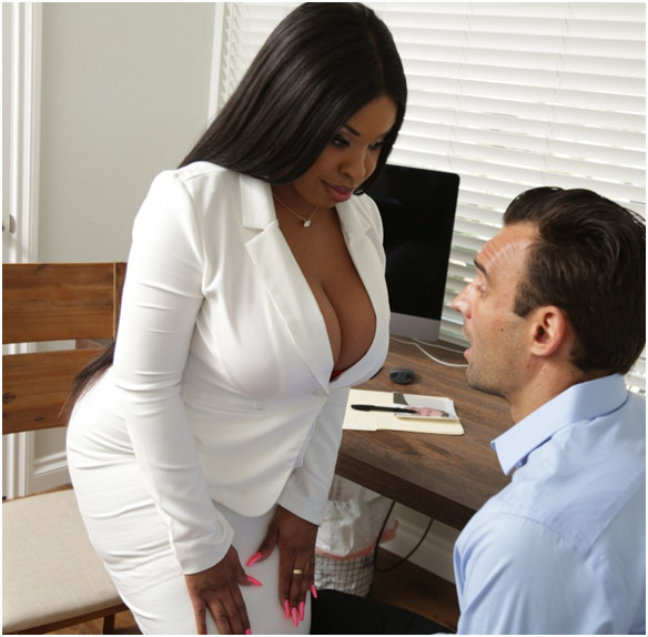 Aryana Adin – Ass In Charge